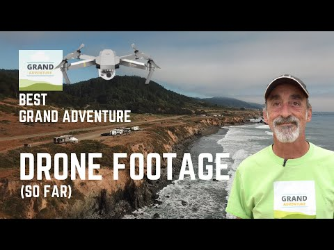 Ep. 191: best grand adventure drone footage (so far) | rv travel camping rvlife