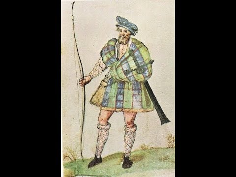 Are kilts from scotland or ireland? (some basic gaelic garb history)