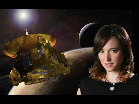 Pluto in a minute: how did new horizons phone home?