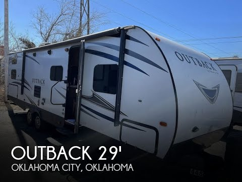 [unavailable] used 2017 outback ultra-lite 293ubh in oklahoma city, oklahoma