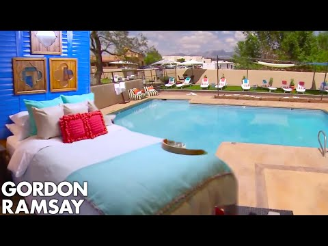 Ungrateful owner not happy with $150k hotel makeover | hotel hell