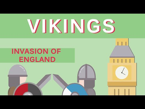 Vikings - iii: invasion of england   norman conquest of england