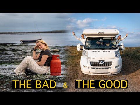 Challenges of vanlife in scotland | what are we going to do?