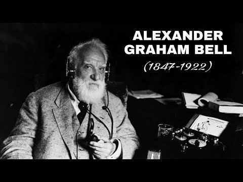 Alexander graham bell- biography   inventor of telephone   first telephone   mabel hubbard  