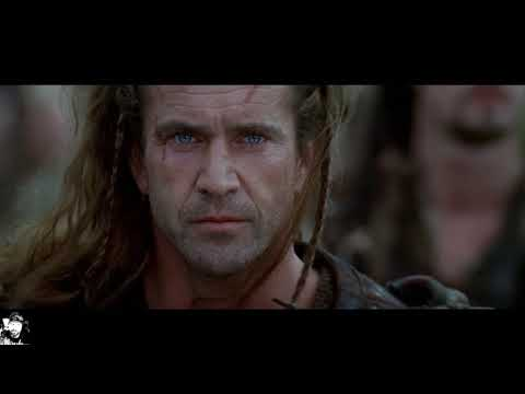 Braveheart, your heart is free v.o.s.