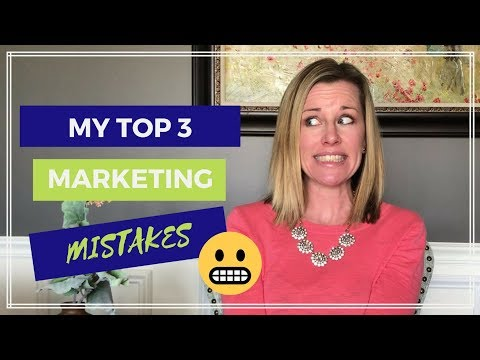 My top 3 vacation rental marketing mistakes