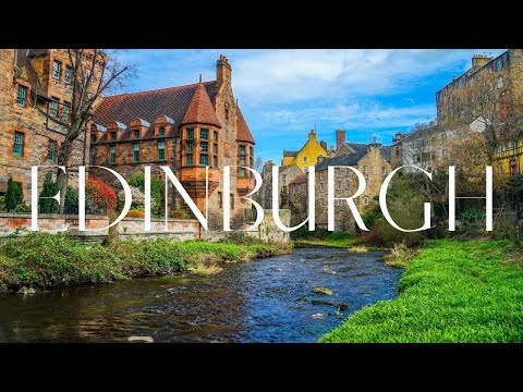 Edinburgh scotland - best things to do and visit - travel guide 2021