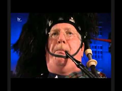 """Bagpipes bands performing """"amazing grace"""" live"""