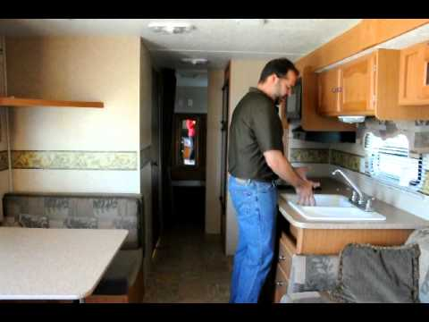 2008 four winds lite 29qgs travel trailer - new generation rv