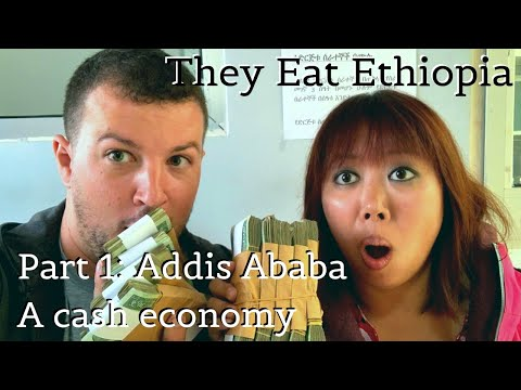 They eat ethiopia part 1. addis ababa, ancient fossils and raw beef