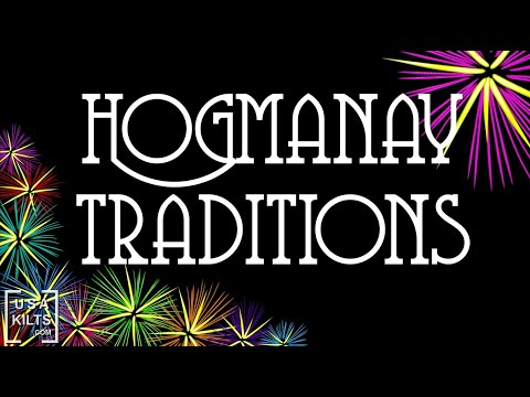 What is hogmanay? a guide to scottish new years customs