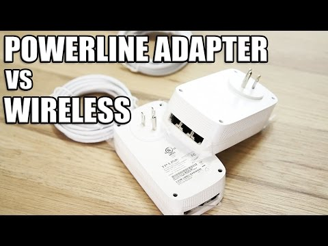 How to connect rooms without ethernet cable