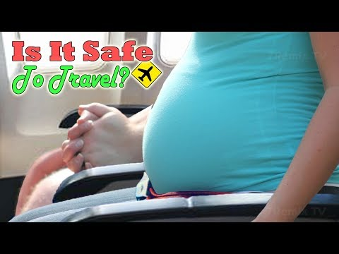 Can you travel by air during pregnancy? 1st, 2nd 3rd trimester guideline~!