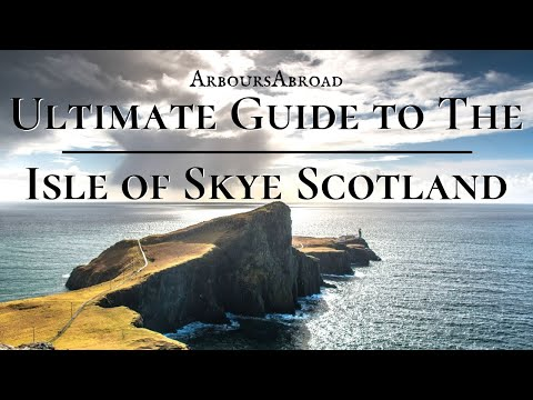 Ultimate guide to the isle of skye scotland | old man of storr and much more | scottish highlands