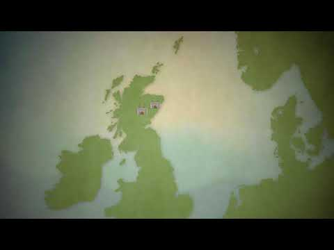 The origins of the scots language - in scots