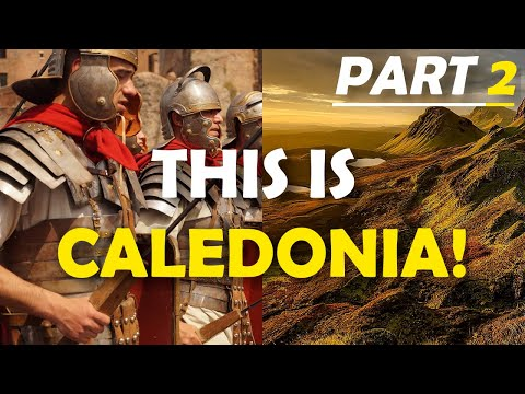 The caledonians, the picts, and the maeatae: why did the roman invasion of scotland fail? (part 2)