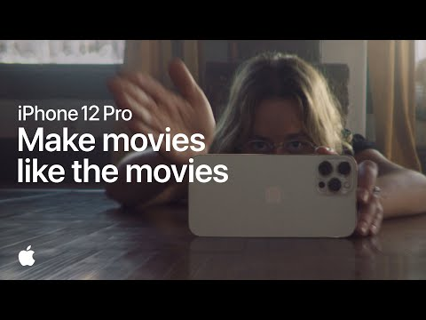 Iphone 12 pro — make movies like the movies